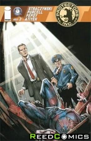 Protectors Inc #3 (Cover A)