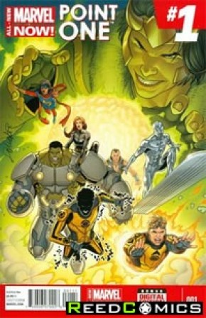 All New Marvel Now Point One #1