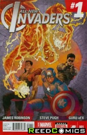 All New Invaders #1 (1st Print)