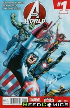 Avengers World #1