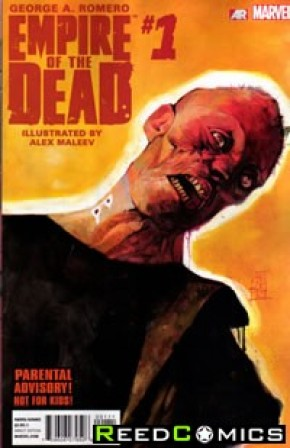 George Romeros Empire of the Dead Act One #1