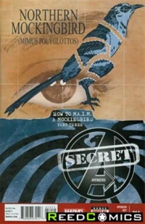 Secret Avengers Volume 2 #14