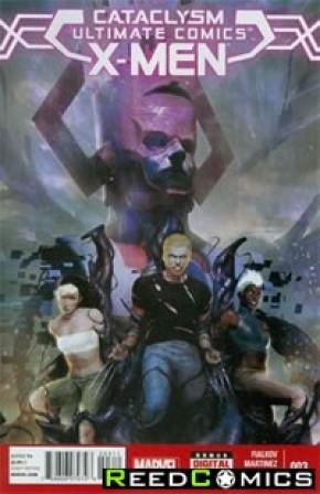 Cataclysm Ultimate X-Men #3