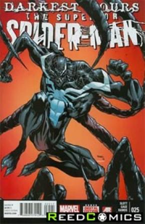 Superior Spiderman #25