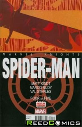 Marvel Knights Spiderman Volume 2 #4