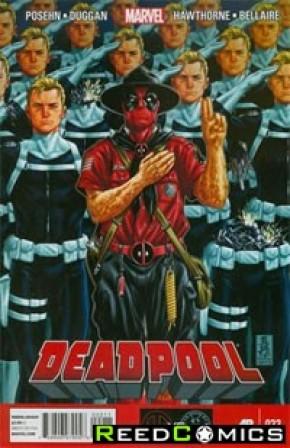 Deadpool Volume 4 #22