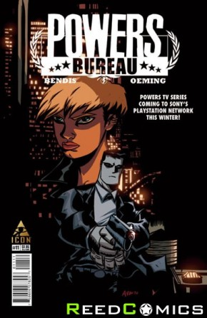 Powers The Bureau #11