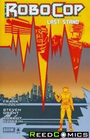 Robocop Last Stand #6