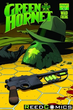 Green Hornet by Mark Waid #10