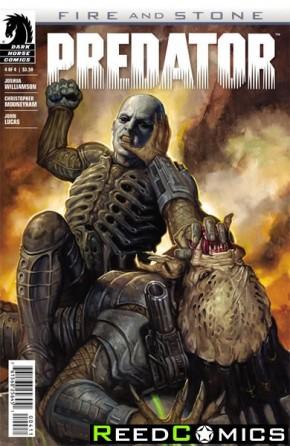 Predator Fire and Stone #4