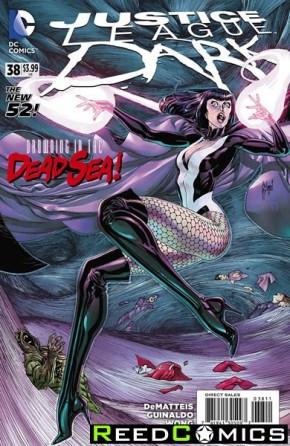 Justice League Dark #38