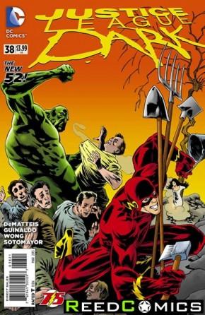 Justice League Dark #38 (Flash 75 Variant Edition)