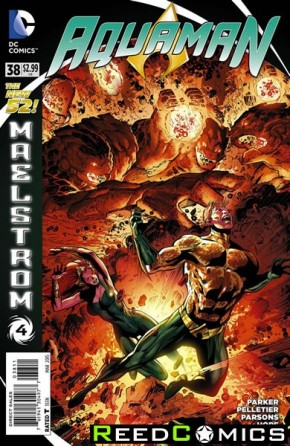 Aquaman Volume 5 #38