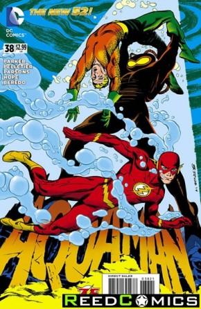 Aquaman Volume 5 #38 (Flash 75 Variant Edition)