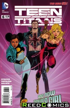 Teen Titans Volume 5 #6