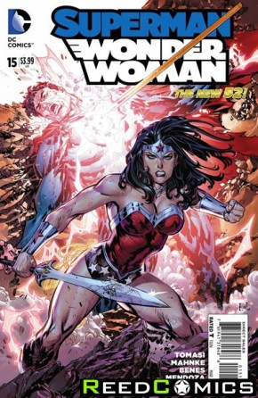 Superman Wonder Woman #15