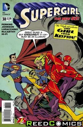 Supergirl Volume 6 #38 (Flash 75 Variant Edition)