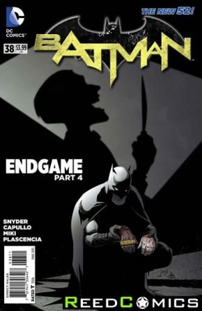 Batman Volume 2 #38