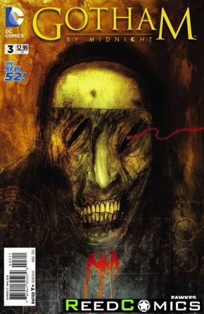 Gotham By Midnight #3
