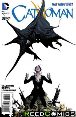 Catwoman Volume 4 #38