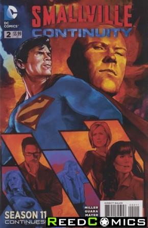 Smallville Season 11 Continuity #2