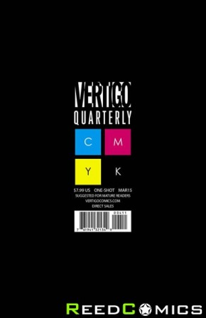 Vertigo Quarterly #1 Black