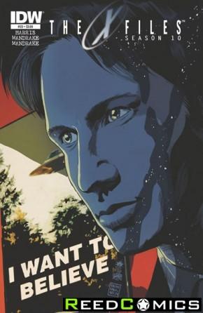 X-Files Season 10 #20