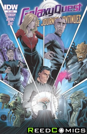Galaxy Quest The Journey Continues #1