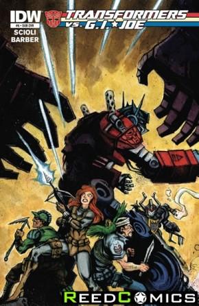 Transformers vs GI Joe #6
