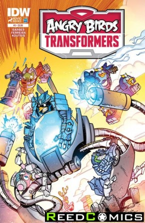 Angry Birds Transformers #3