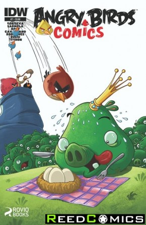 Angry Birds #7