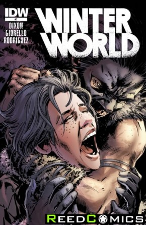 Winterworld  #7