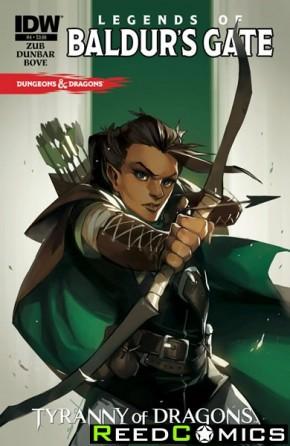 Dungeons and Dragons Legends of Baldurs Gate #4