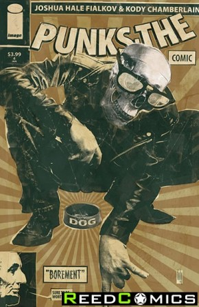 Punks The Comic #4