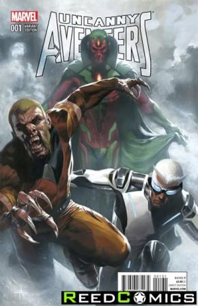 Uncanny Avengers Volume 2 #1 (1 in 25 Dellotto Incentive Variant)