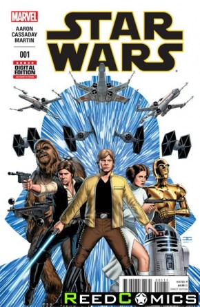 Star Wars Volume 4 #1 * Limit 1 Per Customer *