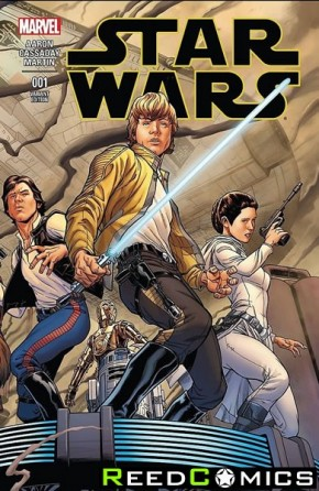 Star Wars Volume 4 #1 (1 in 100 Quesada Incentive Variant Cover)