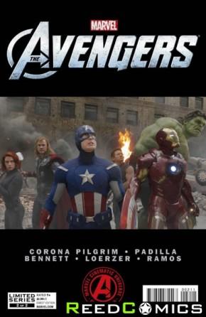 Marvels Avengers #2