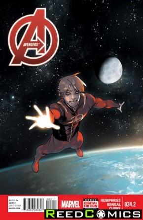 Avengers Volume 5 #34.2