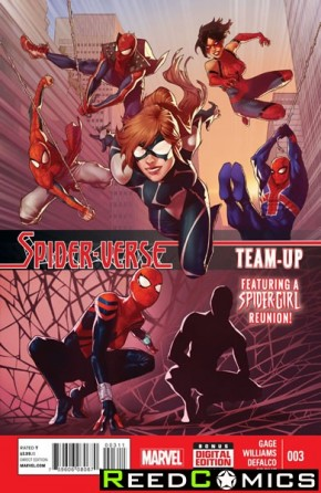 Spiderverse Team Up #3