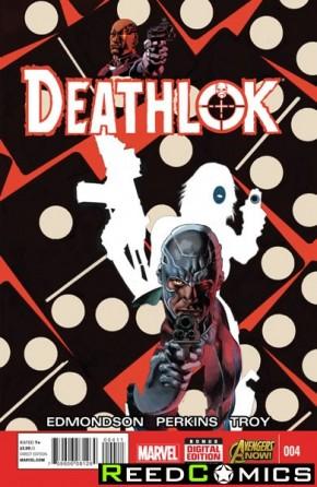 Deathlok Volume 5 #4