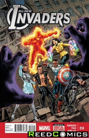 All New Invaders #14