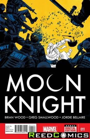 Moon Knight Volume 7 #11