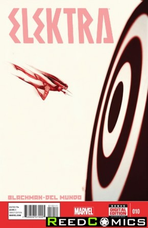 Elektra Volume 3 #10