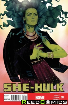 She Hulk Volume 3 #12