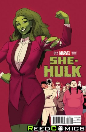 She Hulk Volume 3 #12 (Variant Cover)