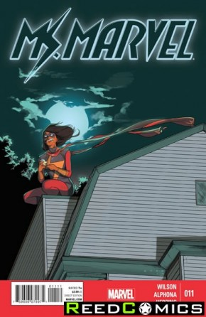 Ms Marvel Volume 3 #11