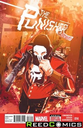 Punisher Volume 9 #14