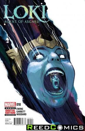 Loki Agent of Asgard #10
