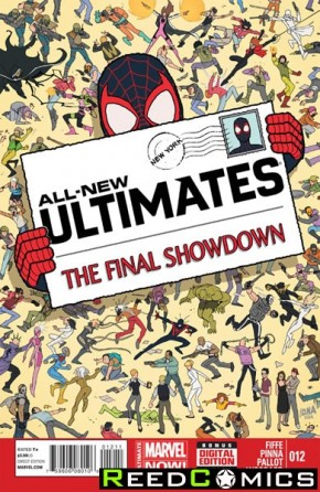 All New Ultimates #12